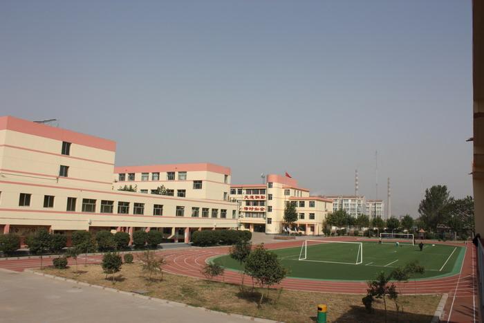 齐鲁学校校园