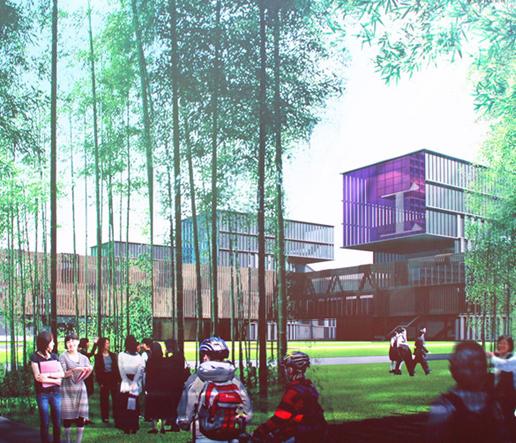 香港中文大学深圳校区今年将开始自主招生