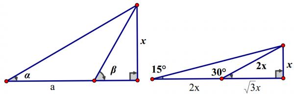 成都中考经典试题解直角三角形常见模型(2)