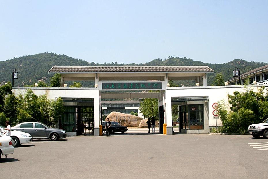 江苏省木渎高中高中校园风采中学怎么过头睡请假图片