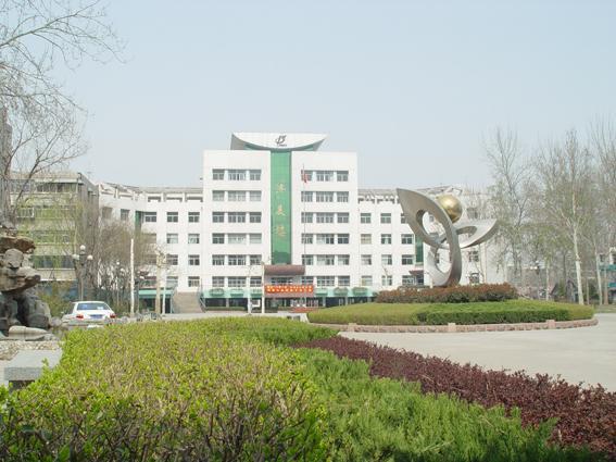济南五中校园