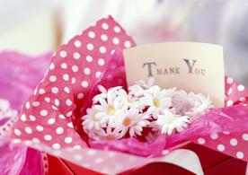 英语感恩演讲稿