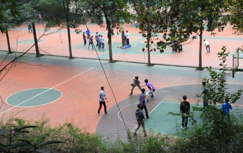 重庆南开中学校园图片介绍(2)图片