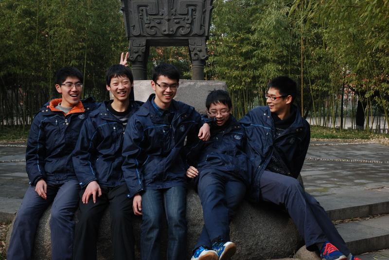天一中学5名学生被国内外著名高校录取