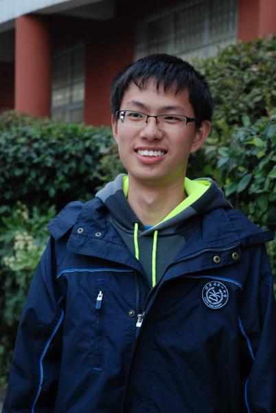 天一中学2013年清华大学正式推荐人的公示