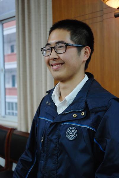 天一中学2013北京大学实名推荐生公示:陆迪