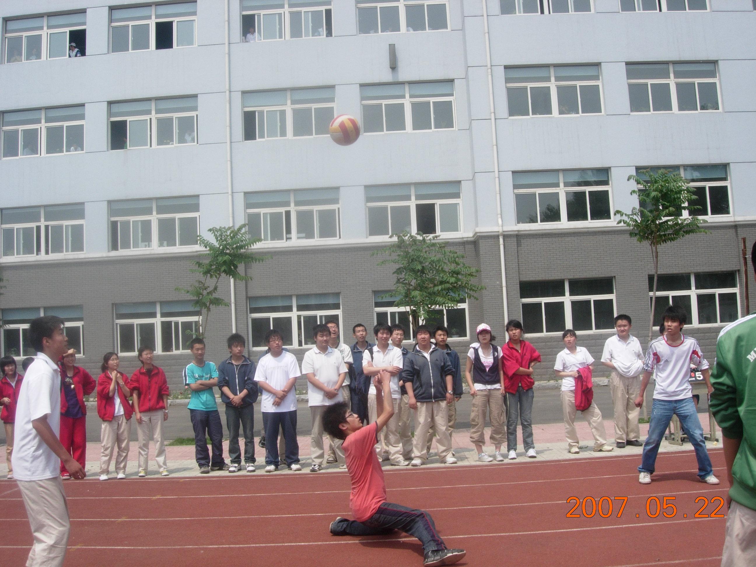 沈阳市第十中学学校风景(6)