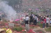 清明节习俗:扫墓