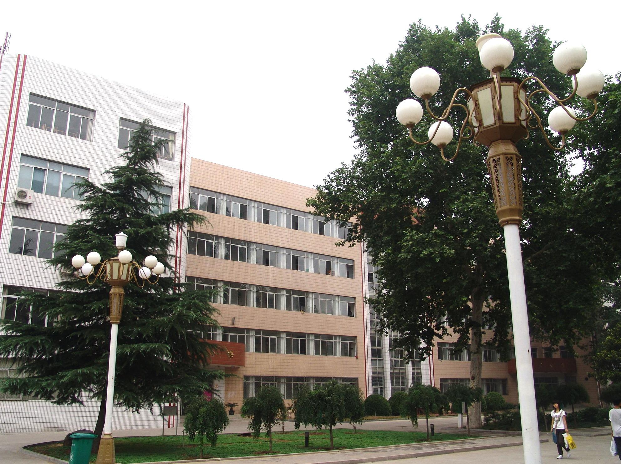 洛阳重点中学:洛阳市第八中学
