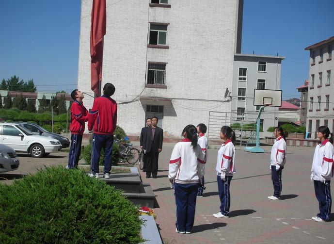 呼和浩特重点中学:鼎业中学