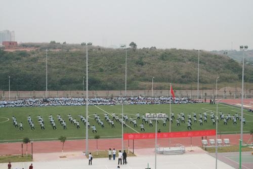 南宁重点中学:新民中学