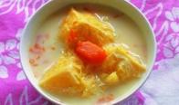 南瓜橙子浓汤