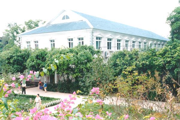 重庆合川中学校园风貌(2)