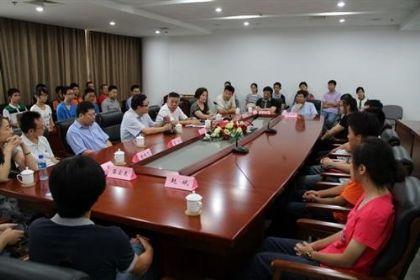 2013年江苏省中学生英才计划拜师仪式