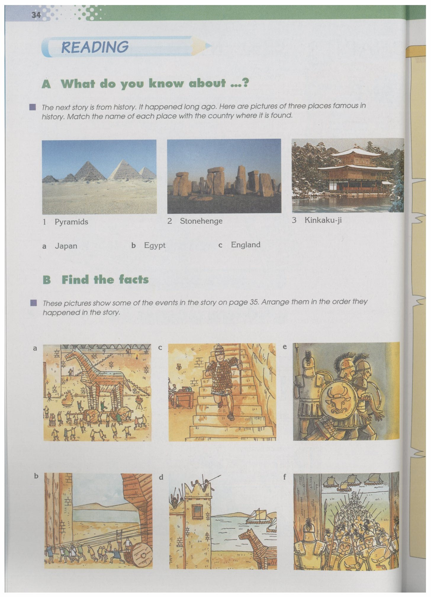 沈阳版牛津英语9A教材Chapter3-Reading