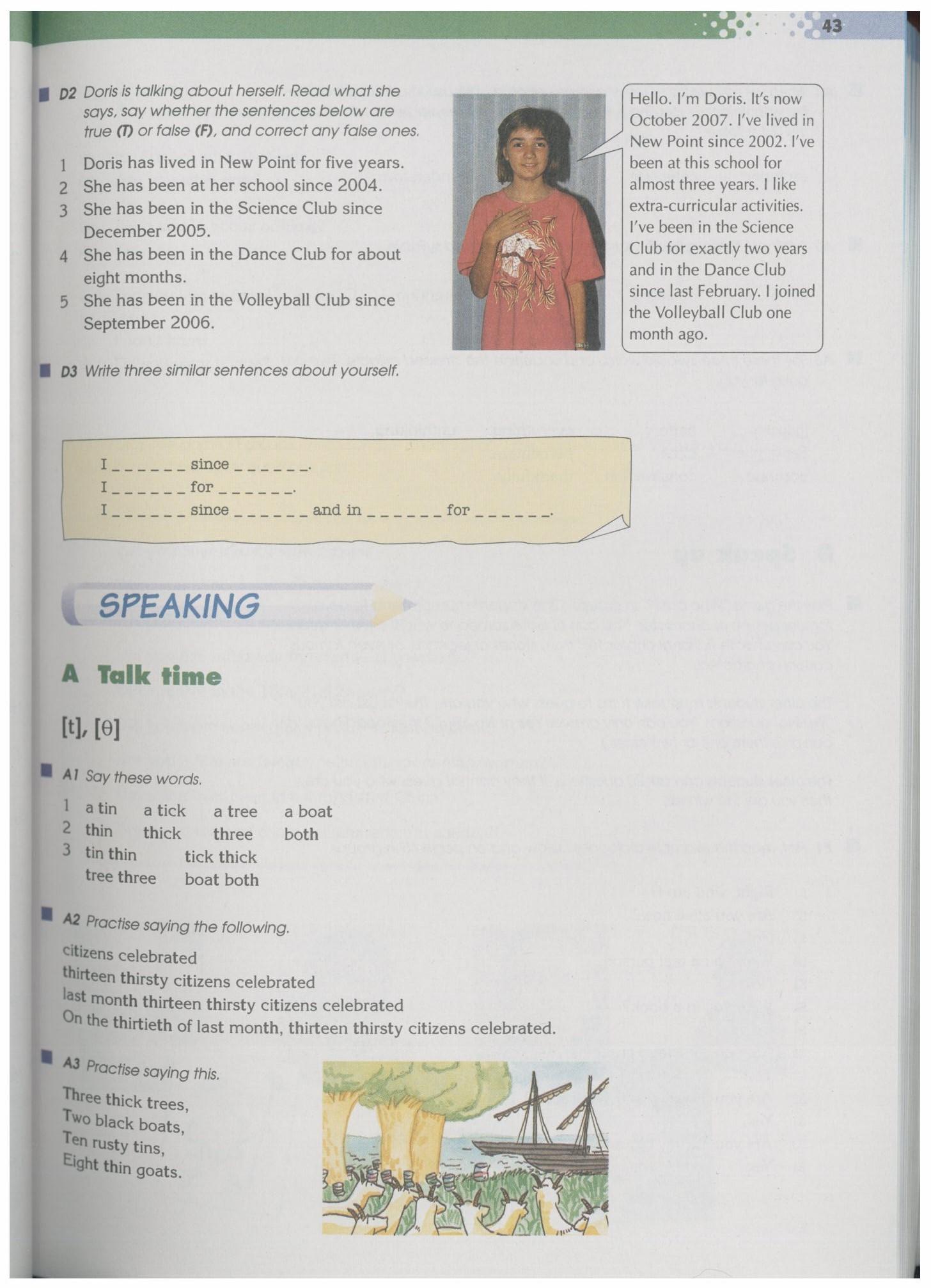 沈阳版牛津英语9A教材Chapter3-Speaking
