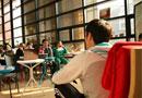 北大附中校园生活―附中学子与伦敦奥运会冠军雷声交流会