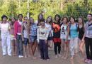 十一学校师生参加中国中学生赴俄罗斯夏令营活动