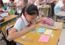 上地实验学校推广普通话共筑中国梦