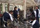 北京十四中学雷锋日志愿活动1