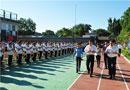 北京五中分校2013-2014学年度开学典礼