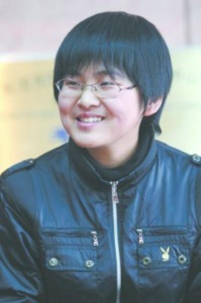 2013年东北育才学校清华北大推荐生――白沅鹭
