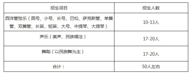 厦门大学2014年本科生艺术特长生招生简章_高