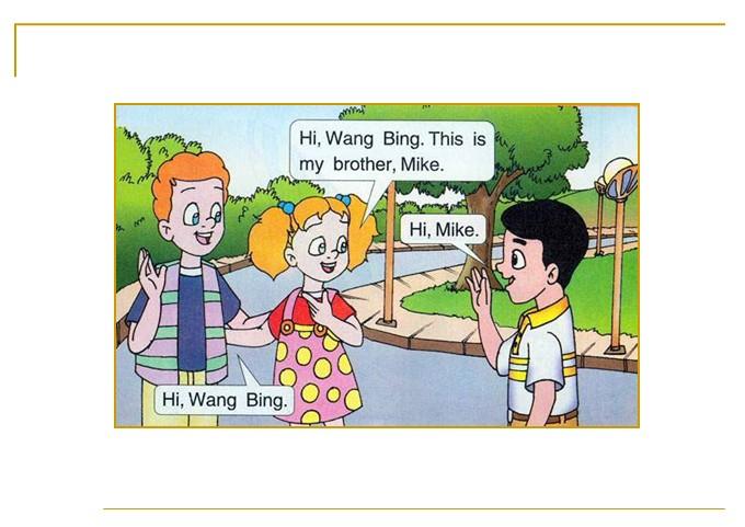 牛津版年级三上册主题英语课件:Unit3Thisism幼儿英语教学小学图片