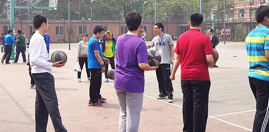 2014北京中考体育现场测试考核要求