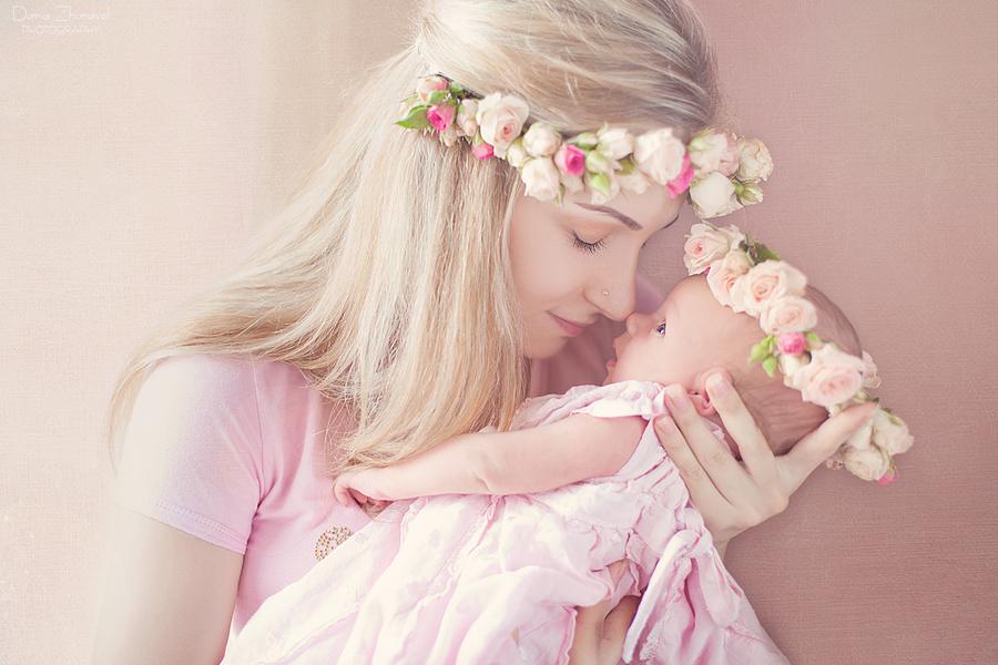 母亲节英语作文:伟大的母爱