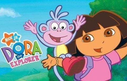 美国动画片排行榜_英文儿童动画片排行榜:doratheexplorer爱探险的朵拉