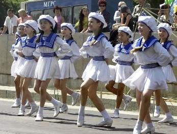 儿童节各国习俗:俄罗斯