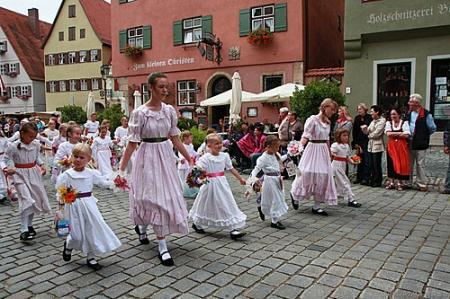 儿童节各国习俗:德国