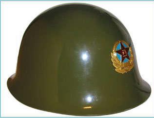 军用钢盔是怎样发明的