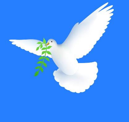 鸽子成为和平象征的来历