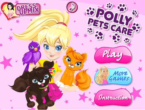 波莉养宠物