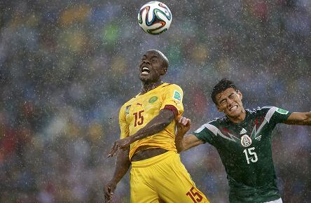 2014世界杯赛程:墨西哥1-0喀麦隆