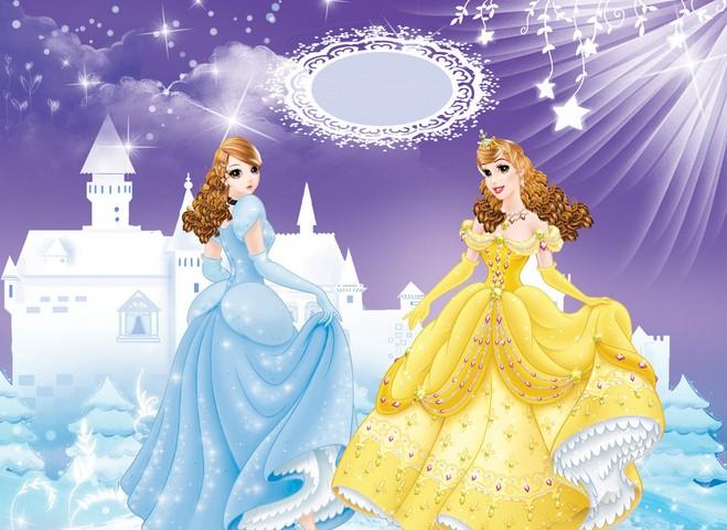 小学五年级英语阅读材料:两位公主
