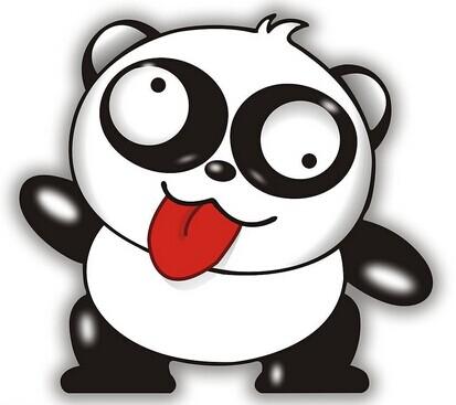 儿童双语寓言故事:中国熊猫