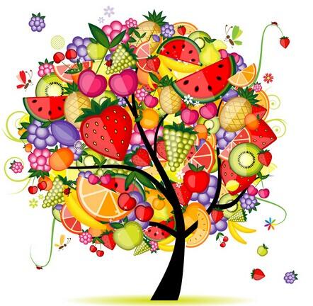 水果的英语