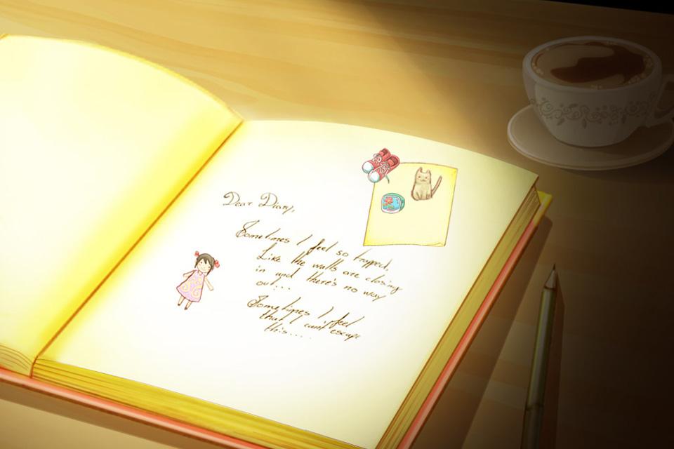 高中英语日记汇总