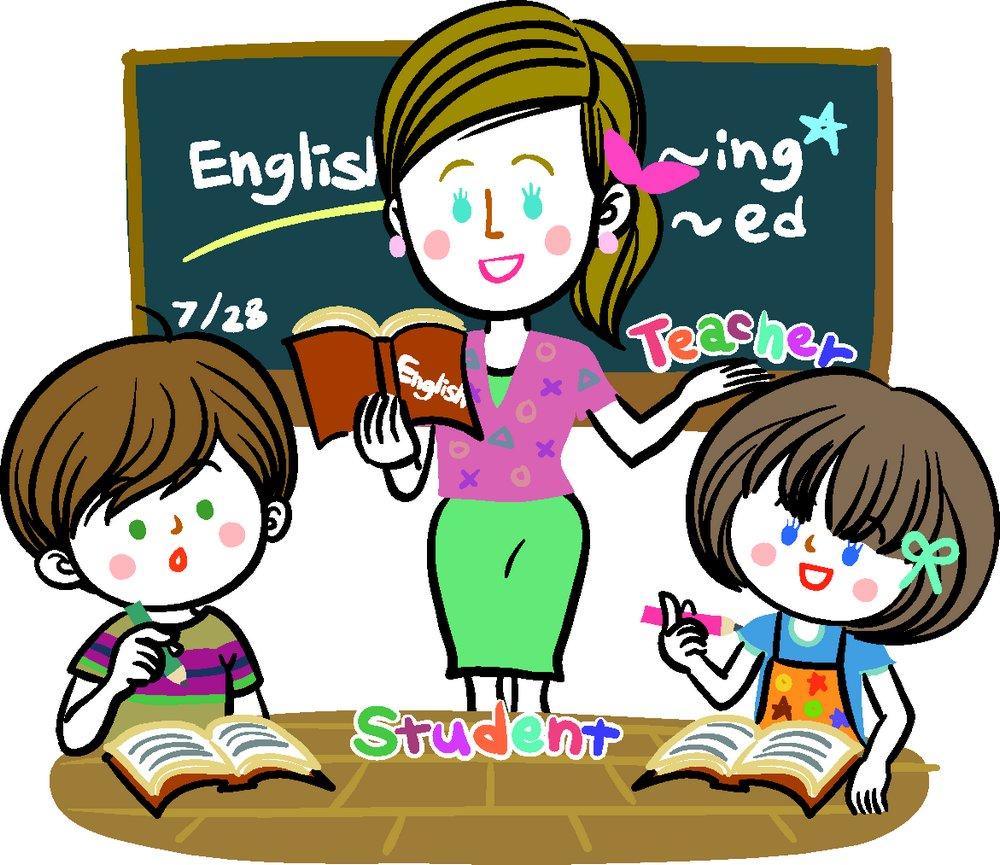 教师节英文赠言:老师我们爱你
