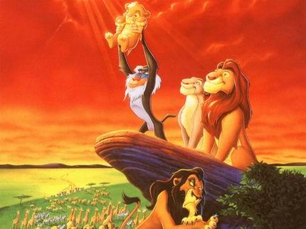 经典动画片《狮子王》英文台词节选