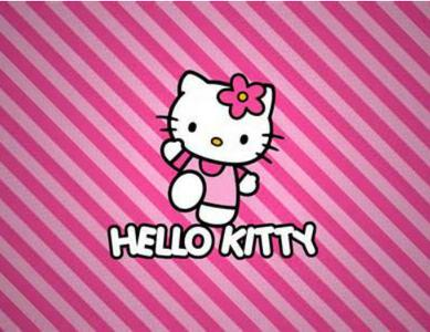 Hello Kitty真实身份曝光 不是猫是小女孩