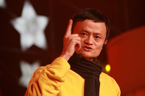 中国首富马云:如何从英语老师变首富