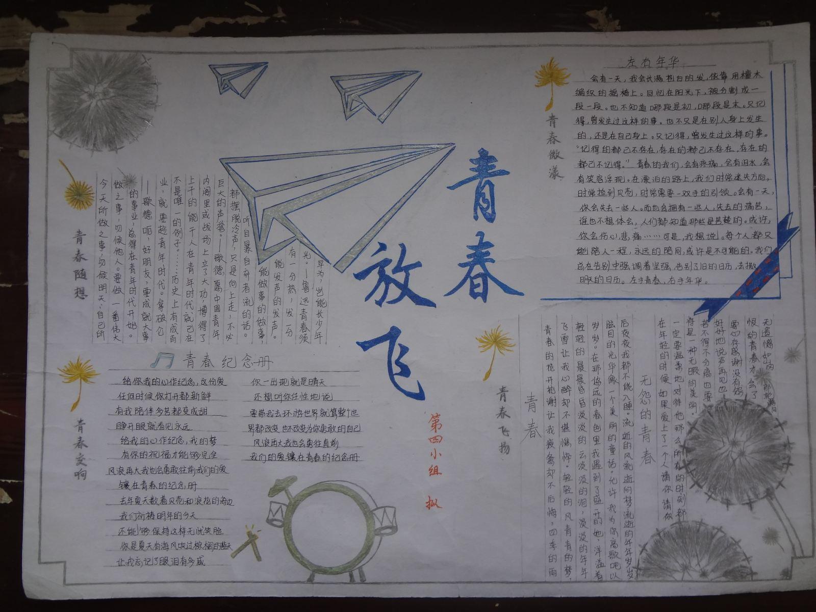 小编收集了青春手抄报版面设计图,理想手抄报版面设计图等,欢迎大家
