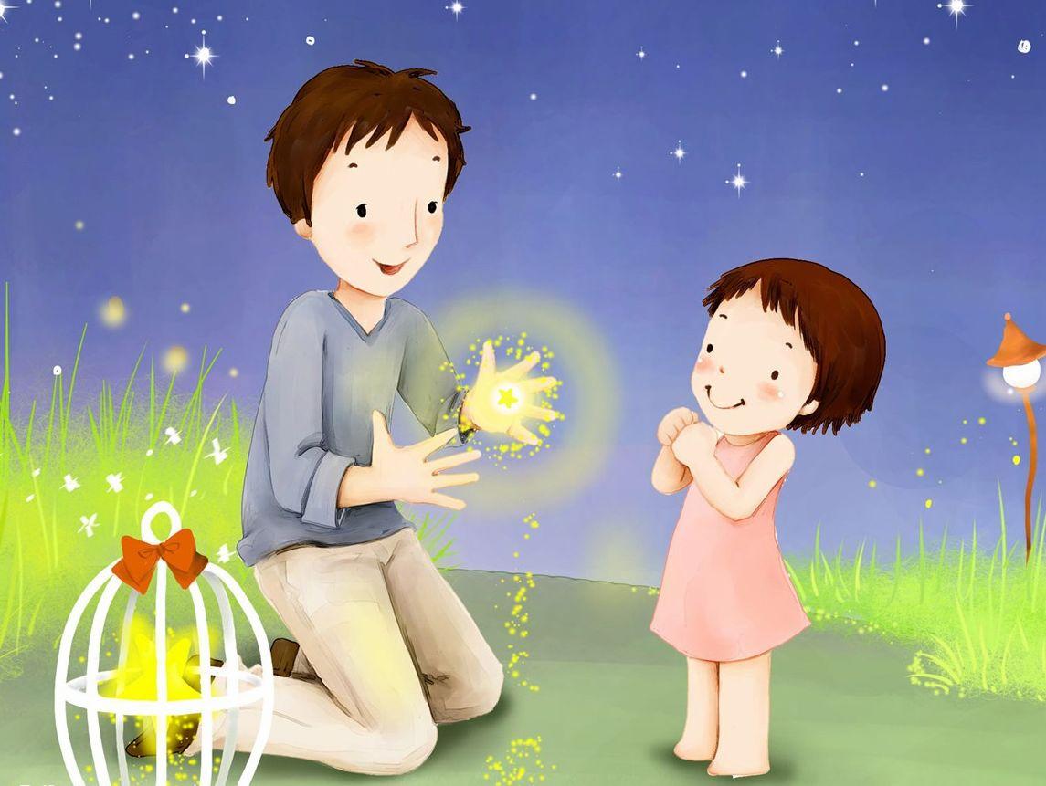 和孩子沟通的9个秘诀