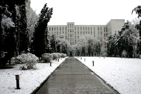 中国内地风景园林学专业10强大学:东北林业大学