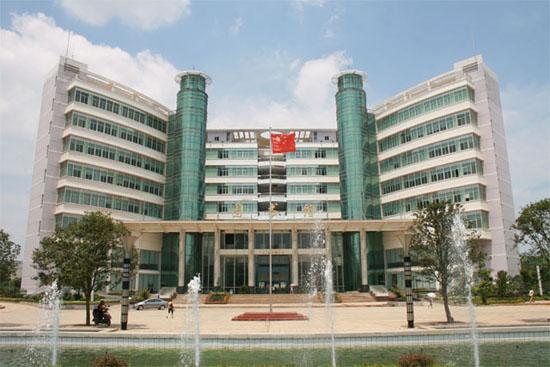 中国内地风景园林学专业10强大学:中南林业科技大学