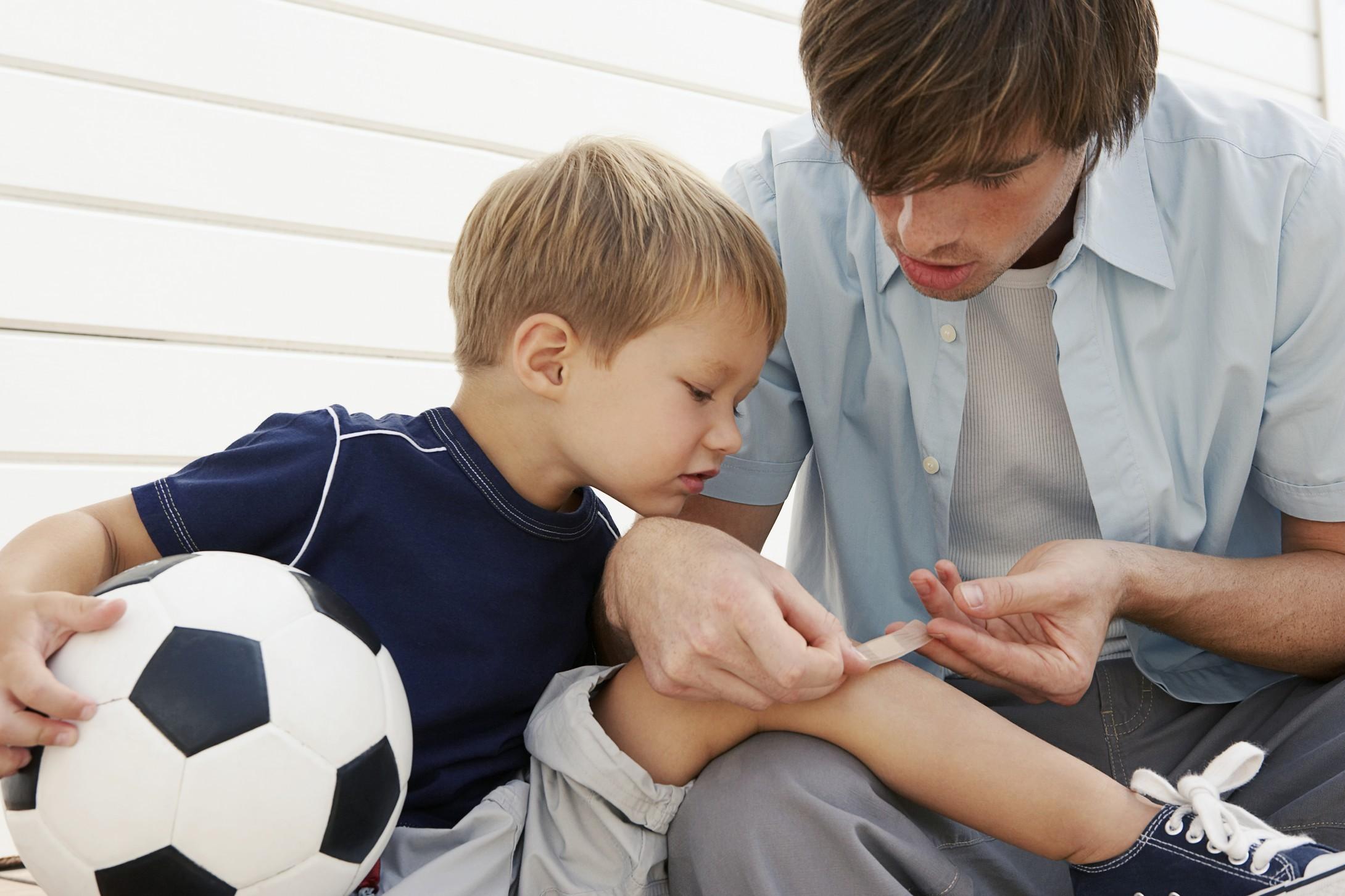 培养孩子的受挫能力